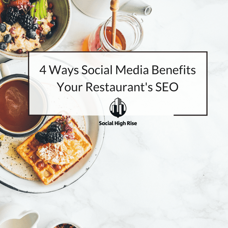 how social media benefits SEO